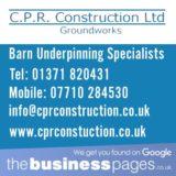 Barn Underpinning Essex - CPR Underpinning Hertfordshire