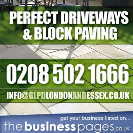 Block Paving Services Essex