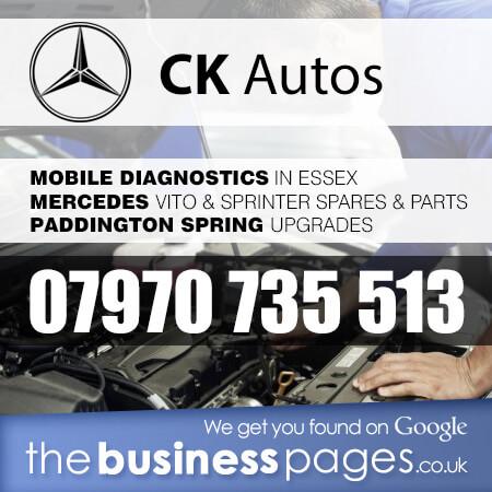 Mobile Diagnostics Essex - Mercedes Diagnostics Essex