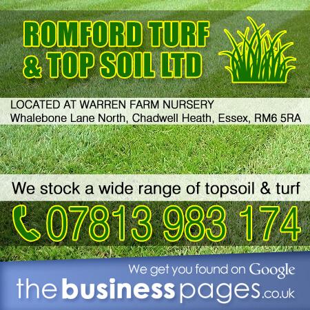 Topsoil Suppliers Chadwell Heath