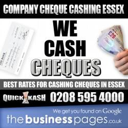 Company Cheque Cashing Essex