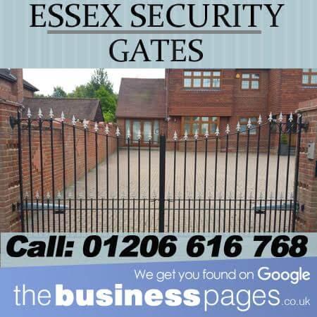 Automated Security Gates Frinton