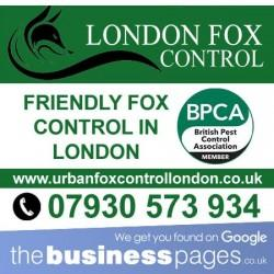 Fox Control East London