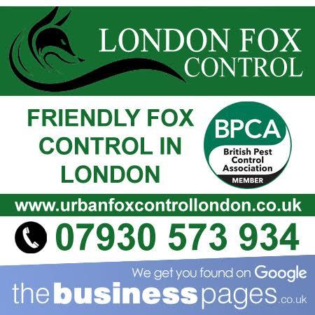 Fox Control East London