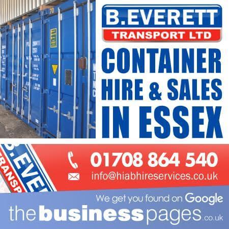 Container Hire & Sales Essex