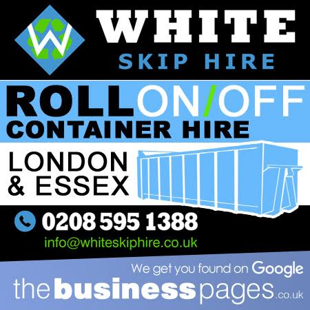 RORO Container Hire London - White Skip Hire | The Business