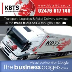 Warehouse Storage Coventry - K B Transport Solutions