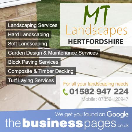 Garden Lawn Laying St Albans - MT Landscapes
