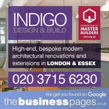 Kitchen Extensions Wanstead - Indigo Design & Build