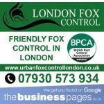 Fox Control North London - Pest Go Ltd