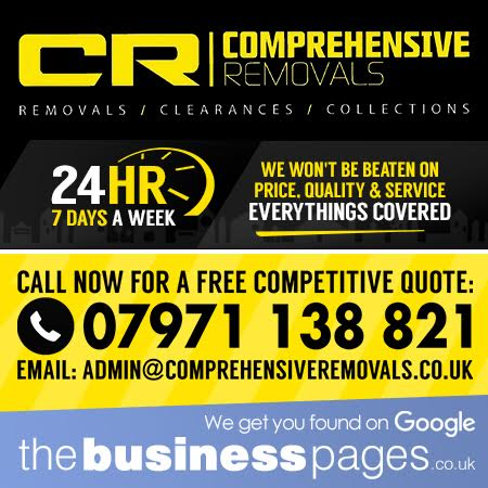 Home Removals Romford – Comprehensive Removals