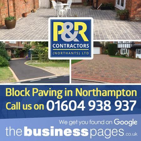 Block Paving Northampton – P&R Contractors (Northants) Ltd