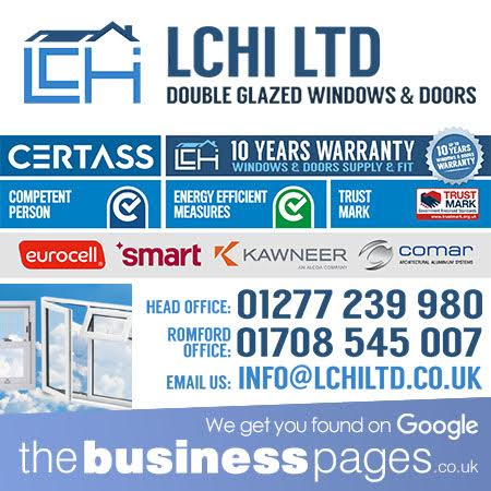 Commercial Windows & Doors – LCHI Ltd