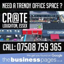 Office Space Loughton - CRATE Loughton