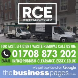 Rubbish Clearance in Romford - Rubbish Clearance Essex Ltd