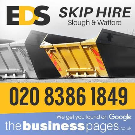 12 & 14 Yard Skips Watford - EDS Skip Hire