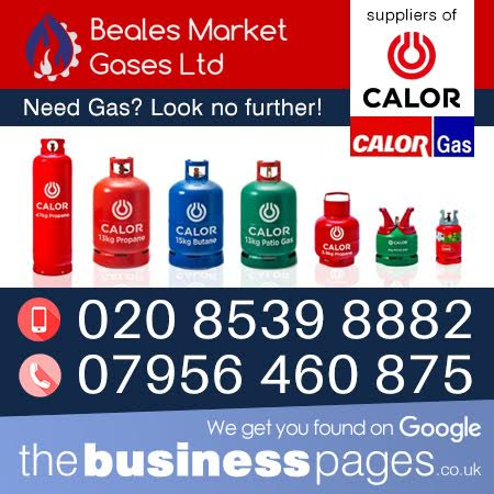 Cheap Calor Gas Romford - Beales Market Gases