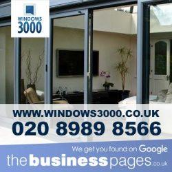 UPVC Windows & Doors - Windows 3000
