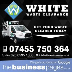 Builders Waste Clearance East London - White Waste Clearance Ltd