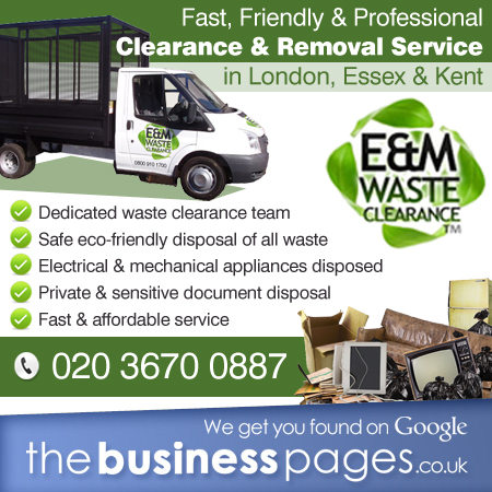 Garage Clearance – E&M Waste Clearance