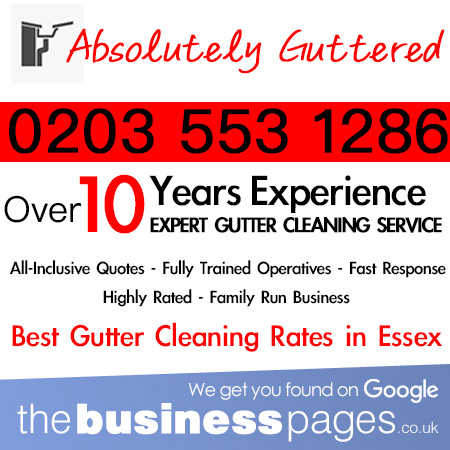 Gutter Cleaning Essex - Absolutely Guttered