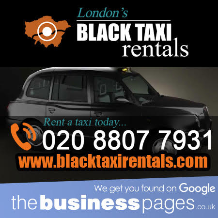 Rent a Black Cab London - Black Taxi Rentals Ltd
