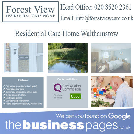 Residential Care Home Walthamstow – Forest View Care Home