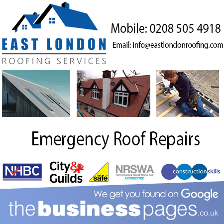 Emergency Roof Repairs – East London Roofing Limited