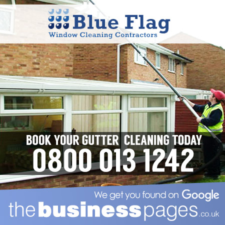 Gutter Cleaning Romford - Blue Flag Ltd