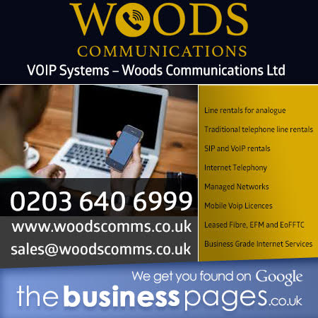 VOIP Systems Ilford - Woods Communications Ltd