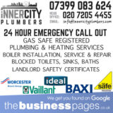 Worcester Boilers South London - Inner City Plumbers Ltd