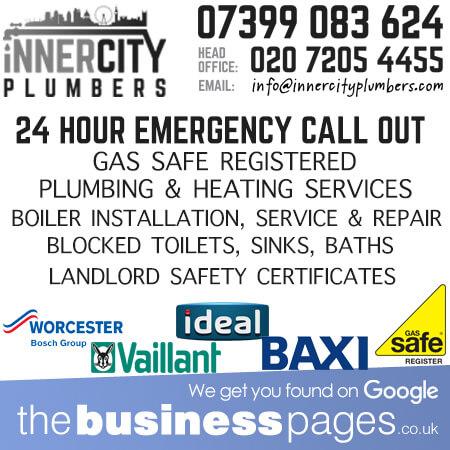 Worcester Boilers South London - Inner City Plumbers Ltd