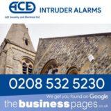 Intruder Alarms inChigwell, Buckhurst Hill, Epping, Loughton, Debden, Theydon Bois, Stapleford Abbotts, Hainault, Gants Hill, Barkingside, Clayhall, Redbridge, Woodford Green & Ilford
