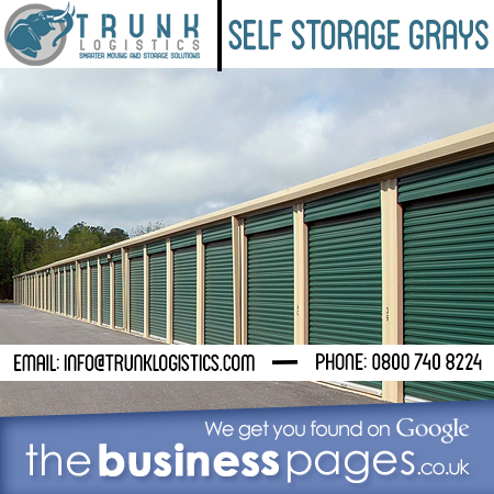 Self Storage Grays - Trunk Logistics Ltd