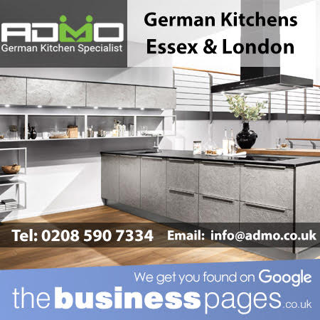 German Kitchens East London - Admo Kitchens