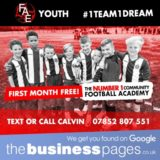 FAE Youth - 1 to 1 Football Training Waltham Abbey