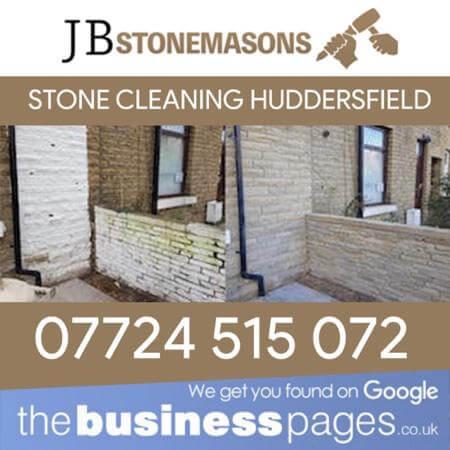 Stone Cleaning Huddersfield - JB Stonemasons