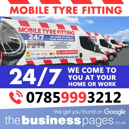 Mobile Tyre Fitting South Mimms - London Mobile Tyre Services Ltd