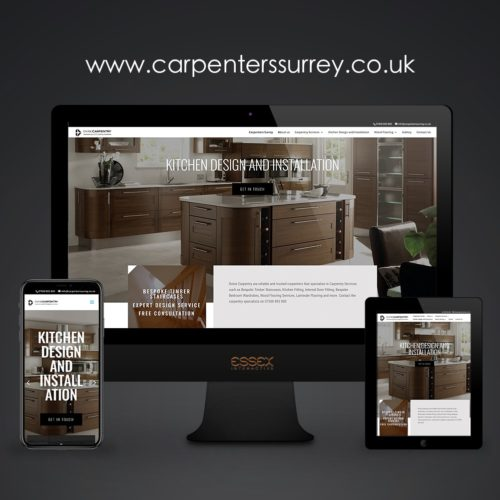 Website Design Specialists North London