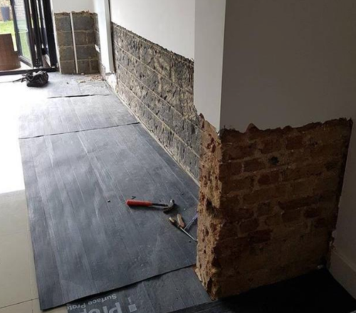 Basement Waterproofing in Hackney, Leyton, Walthamstow, Forest Gate, Barking, Chingford, Bethnal Green, Bow, Mile End, Dalston, Stratford, Wanstead, Plaistow, Canning Town, Manor Park, East Ham, Poplar, Beckton & East London