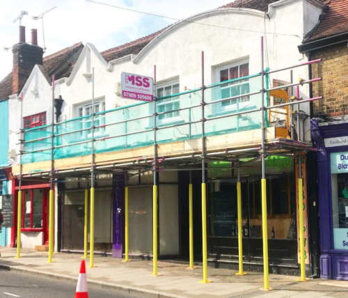 Maldon Scaffolding Services Ltd Tel: 01621 212 606 Commercial Scaffolding in Chelmsford, Southend, Colchester, Romford, Ilford & Essex.