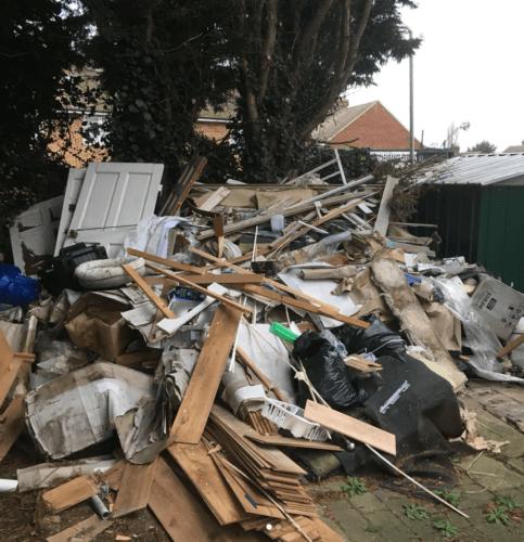 Garden Waste Clearance in Essex
