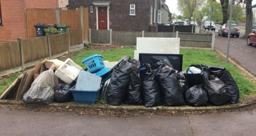 Hoarding Clearance in Ilford