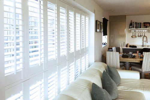 Plantation Shutters in South East London