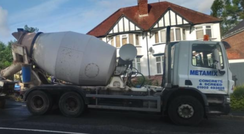 Ready Mix Concrete in the West Midlands