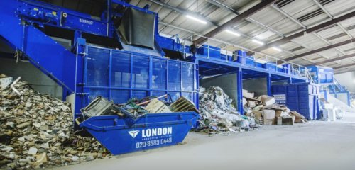 Recycling Services in EN1
