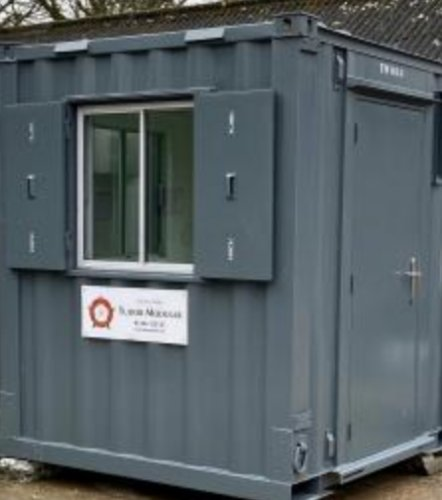 Secure Gatehouse Cabins in Colchester, Harwich, Sudbury, Chelmsford, Braintree, Ipswich, Witham, Halstead, Sizewell, Woodbridge, Essex, Suffolk and throughout the UK
