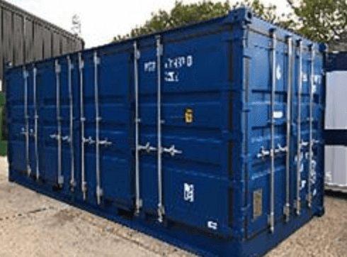 Shipping Container in Colchester, Harwich, Sudbury, Chelmsford, Braintree, Ipswich, Witham, Halstead, Sizewell, Woodbridge, Essex or Suffolk
