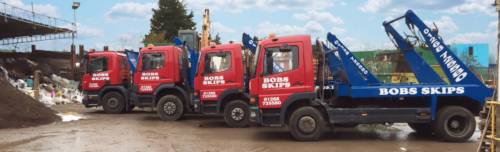 Skip Hire in Basildon