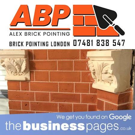 Brick Pointing London
